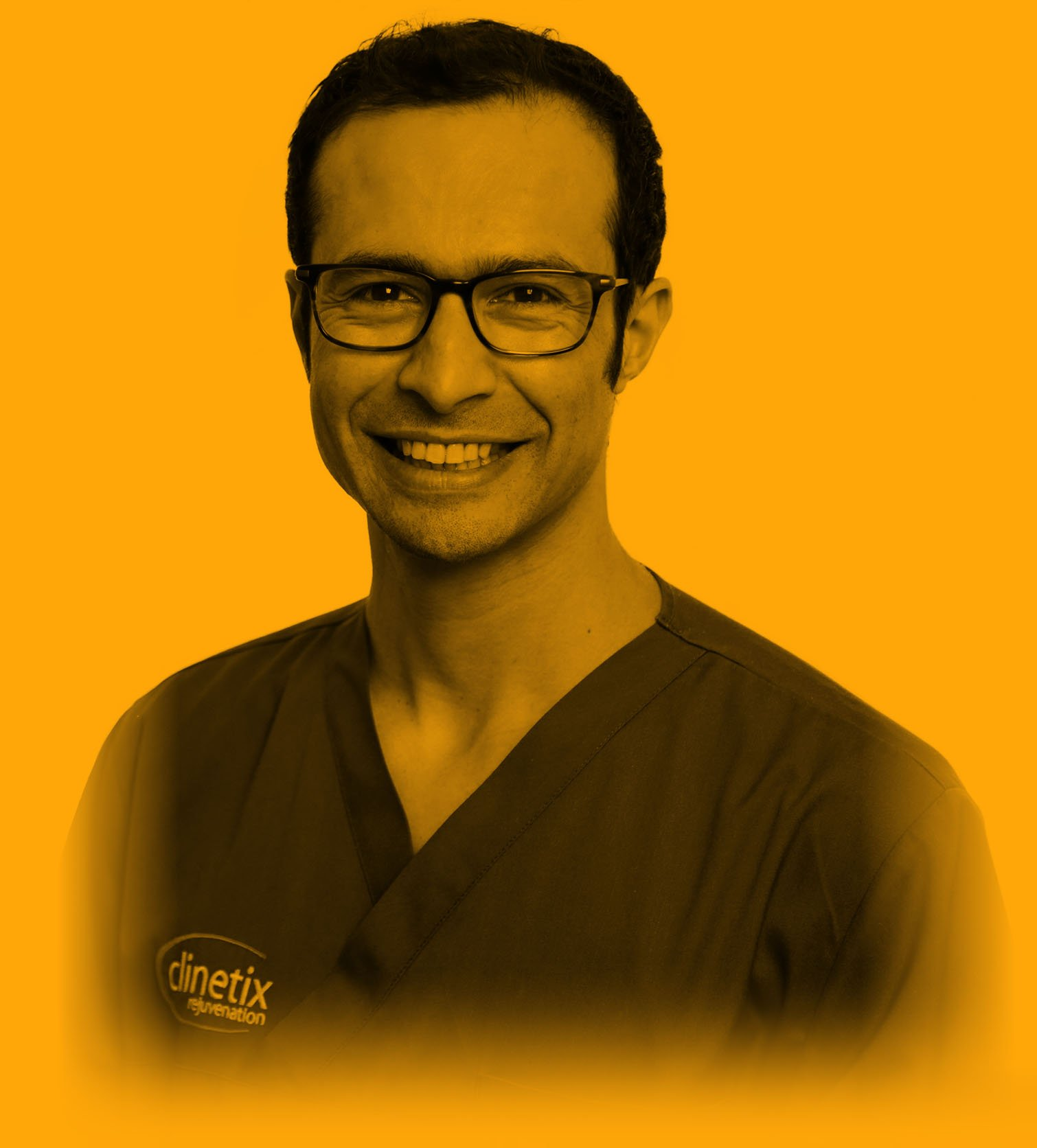 Clinetix Director Dr Simon Ravichandran