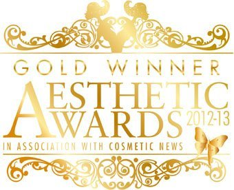 Clinetix Director Dr Emma Ravichandran won Gold Winner for Best Aesthetic Dentist UK at the 2013 Aesthetic Awards