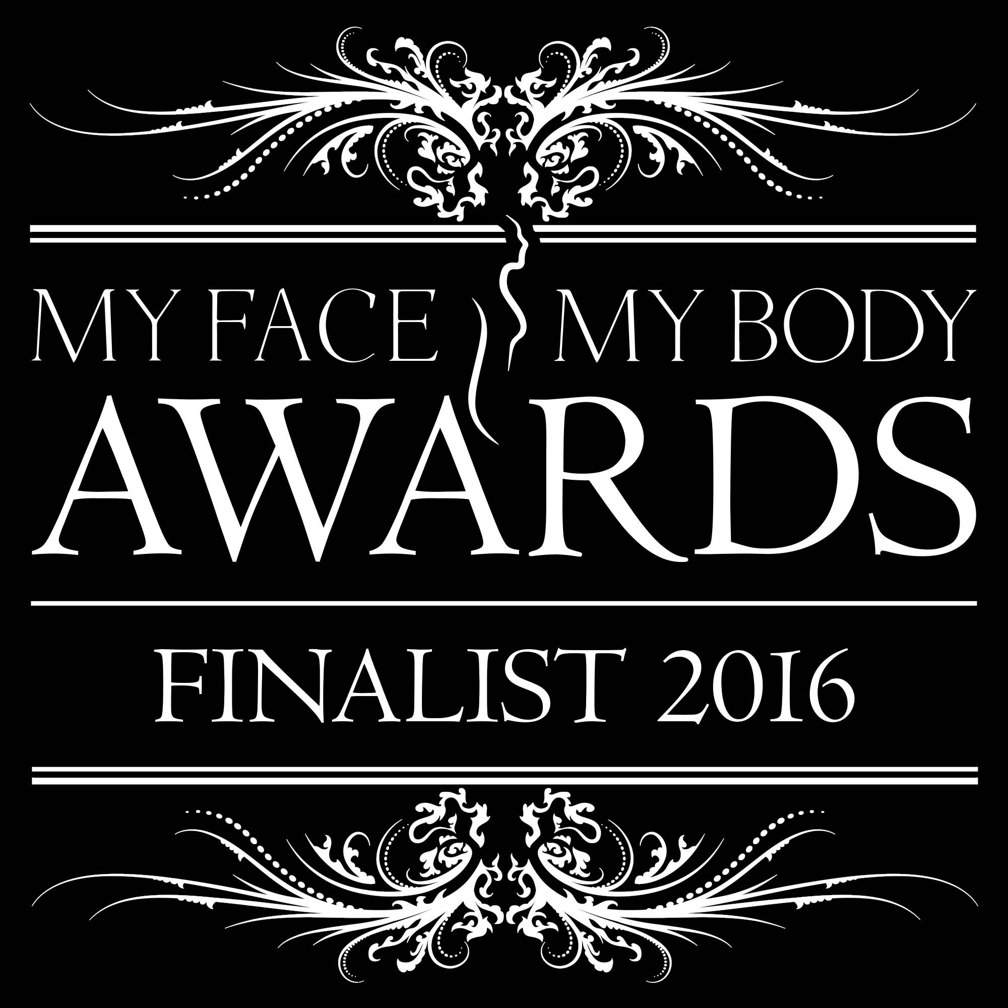Clinetix have been selected as finalists for the My Face My Body Awards 2016