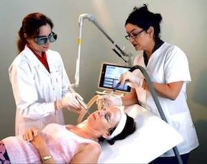 Aesthetic Treatment - CO2RE Laser Resurfacing