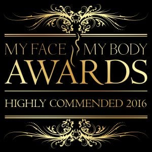 Clinetix Rejuvenation are so proud to have received the Highly Commended Award for Best Clinic Team at the 2016 My Face My Body Awards - Glasgow, Scotland