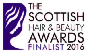 Clinetix Rejuvenation were finalists at the 2016 Scottish Hair and Beauty Awards 2016