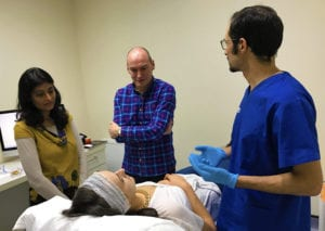 Aesthetic Medical Training with Dr Simon Ravichandran at Clinetix Training Academy