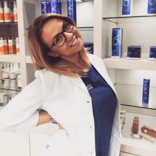 Clinetix Rejuvenation Resident ZO Skincare Expert Erin Smale - Glasgow, Scotland